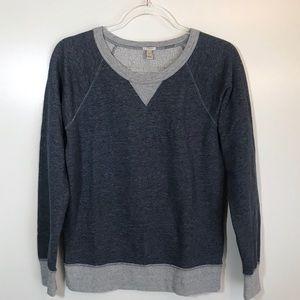 J. Crew | Blue Weekend Sweatshirt